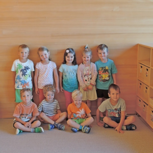 Zwergen Gruppe