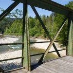 Foto Weißachbrücke