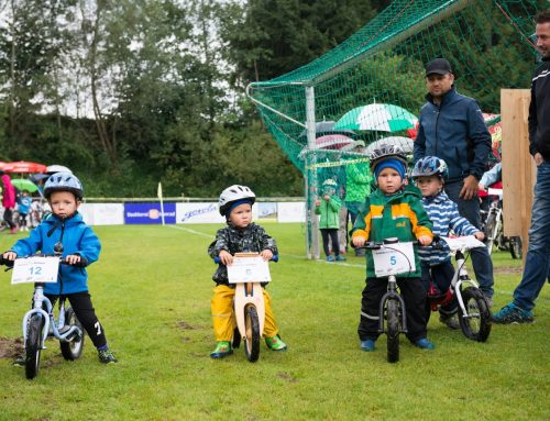 8. Langenegger Kinderbikerennen am 17. September