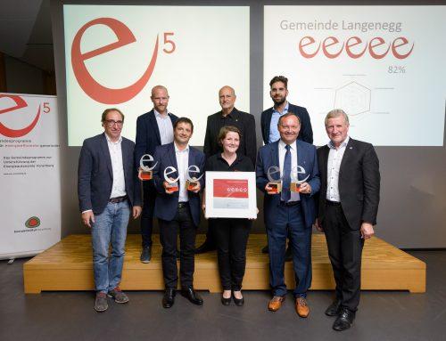 e5 Zertifizierung am 13. Oktober 2017 in Dornbirn