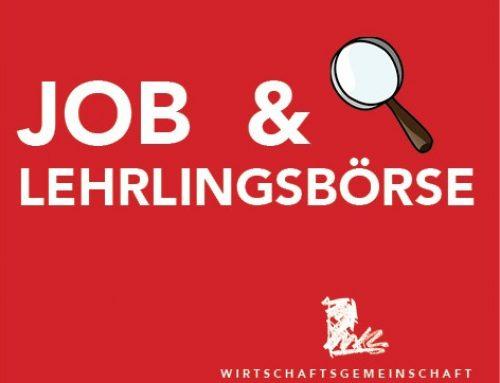 Freie Stellen! Job & Lehrlingsbörse Langenegg