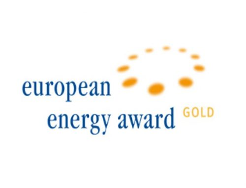 Verleihung European Energy Award in Luxemburg