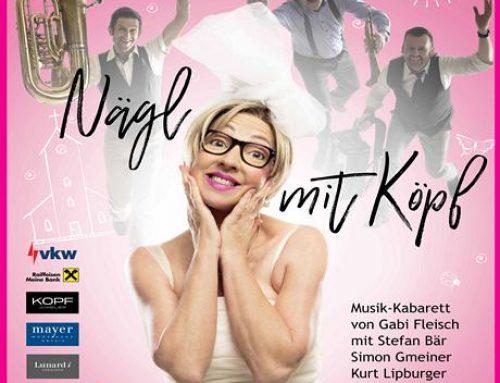 Nägl mit Köpf – Kabarett in Langenegg