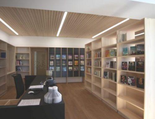 Neue Öffnungszeiten in der Bücherei