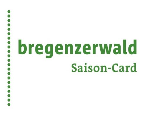 Verkaufsstart der Bregenzerwald Saisoncard 2021
