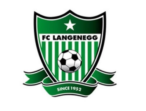 FC Langenegg: sitzen auf dem eigenen Stein