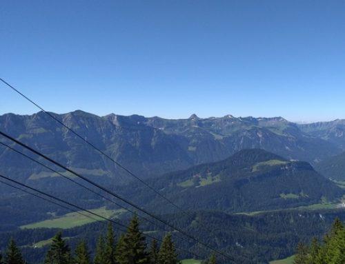 Familienpass-Aktion: Bergerlebnistag in ganz Vorarlberg