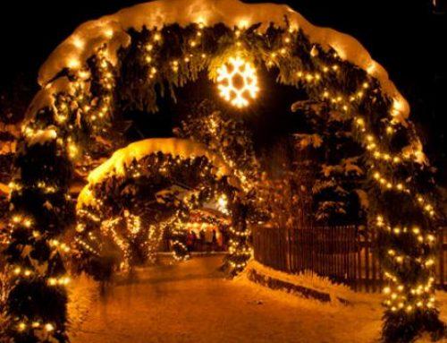 Einladung  zum Weihnachtsmarkt nach Hindelang