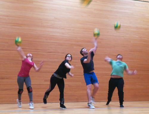 """""""Helferfest"""" des Volleyballclubs Langenegg"""