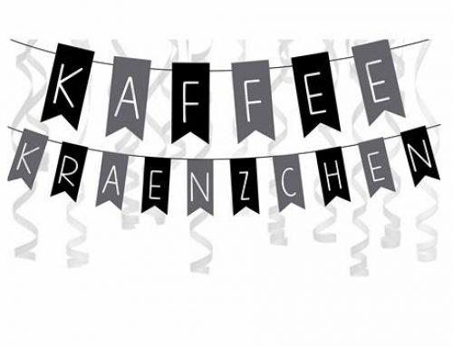 Kaffeekränzchen am Gumpiga Donnerstag im Hirschen