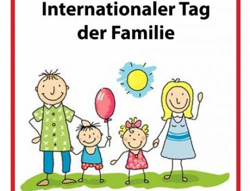 15. Mai: Internationaler Tag der Familie