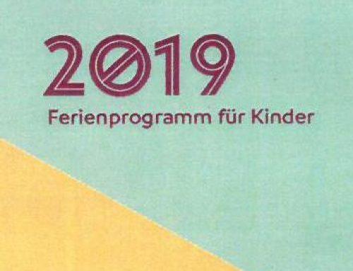 Sommer-Ferienprogramm 2019