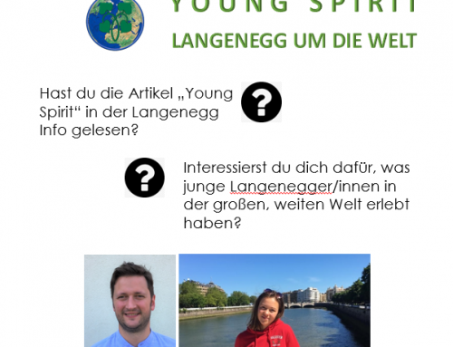 2. Young Spirit-Hock mit Elena Steurer und Lukas Steurer