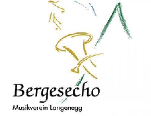 Einladung zum Cäcilienkonzert des MV Langenegg
