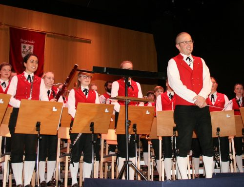 Cäcilienkonzert des Musikvereins Bergesecho