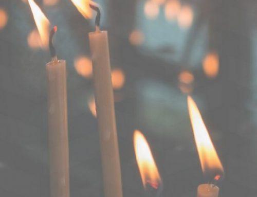 Kerzenverkauf der Ministranten im Pfarrhofkeller