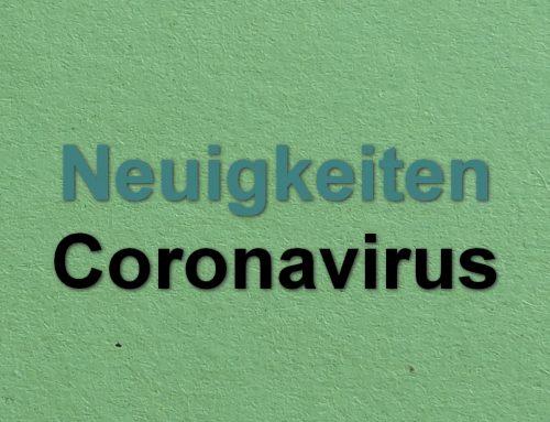 Hier gibt's stets aktuelle Infos zum Coronavirus