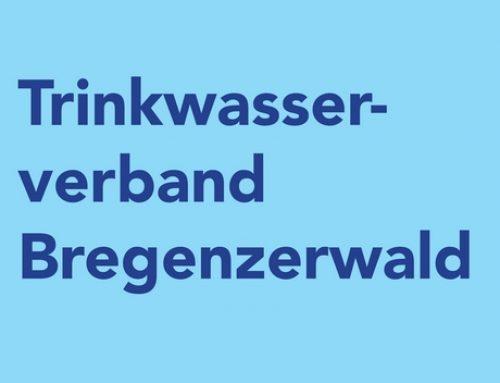 Aktuelles vom neuen Trinkwasserverband Bregenzerwald