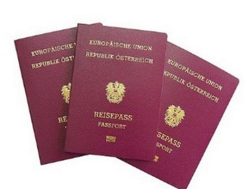 Antrag für einen Reisepass oder Personalausweis