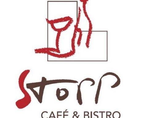 Cafè & Bistro Stopp: Barbecue mit Michl's BBQ-Smoker