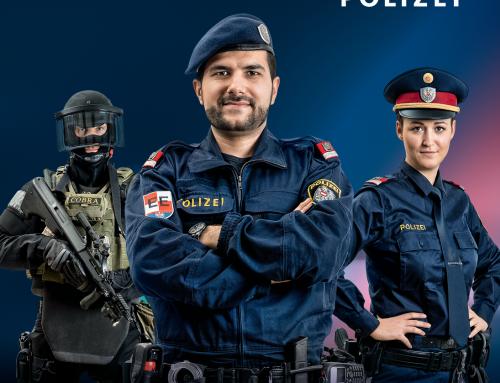 Die Polizei sucht Nachwuchs! Jetzt bewerben!