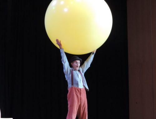 Clown Pompo begeisterte gross und klein