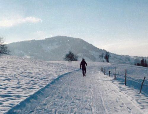 Winterwanderweg im Ortszentrum steht wieder bereit