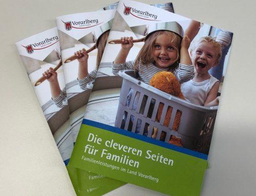 Broschüre: Die cleveren Seiten für Familien