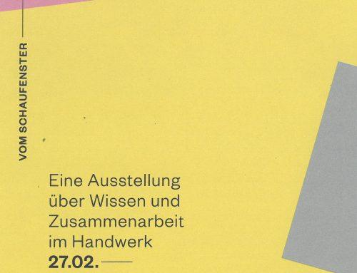 Neue Ausstellung im Werkraum Bregenzerwald