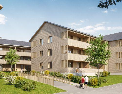 Wohnungsvergabe für das Baugebiet Leiten