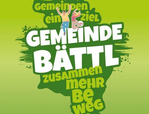 Gemeinde Bättl: Zusammen mehr Bewegen