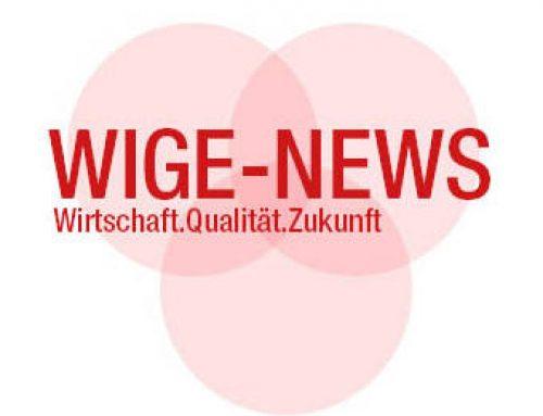 Aktuelle Informationen der WIGE Langenegg