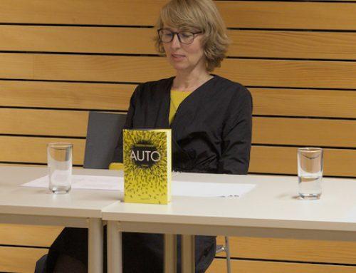 Lesung und Autorengespräch mit Christina Walker