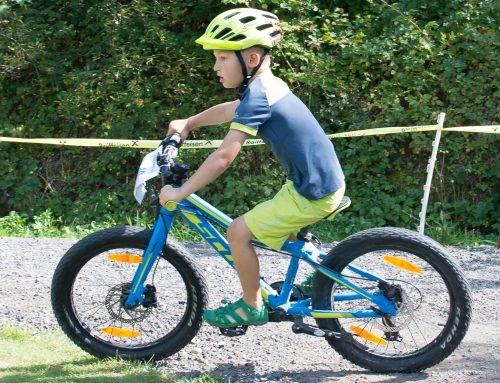 Einladung zum 11. Langenegger Kinderbikerennen